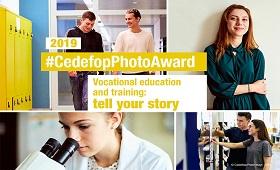 #CedefopPhotoAward 2019