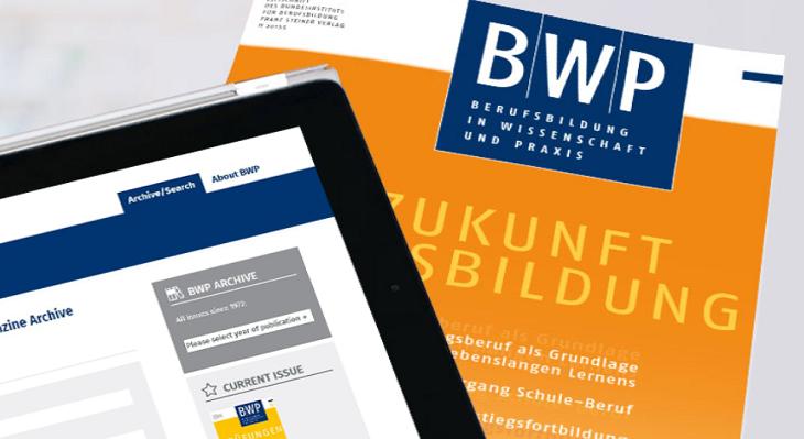 Online-Portal für BWP