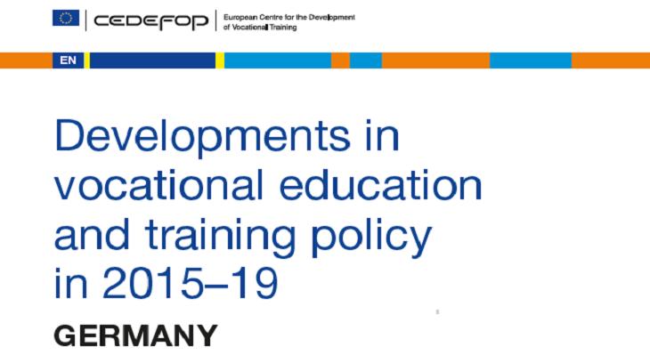 VET policy 2015-19