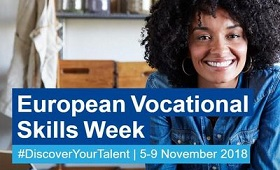 European Vocational Skills Week 2018