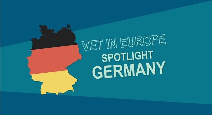 """German VET system in 2'30"""""""