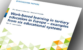 Work-based learning in tertiary education in Europe