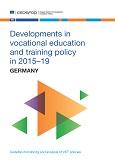 Developments in VET policy in 2015-19: Germany