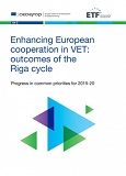 Enhancing European cooperation in VET: outcomes of the Riga cycle